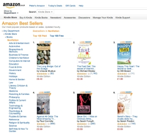 kindle nonfiction no1