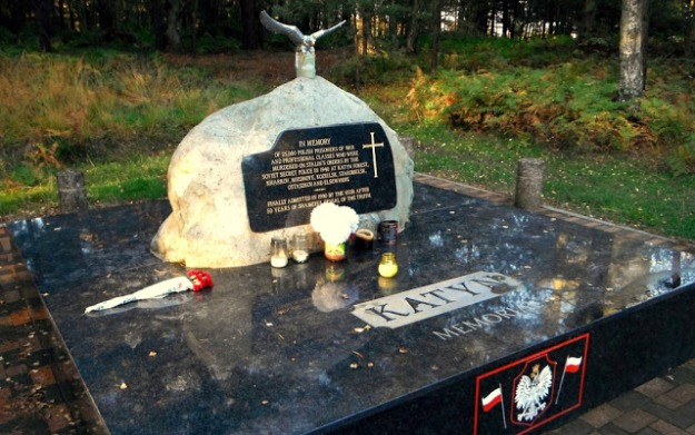 http://staffordshiredailyphoto.blogspot.co.uk. There are many many memorials around the world, this one is at Cannock Chase in England.